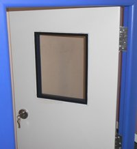 Pharma Flush Door