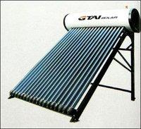 Integrated Pressure Solar Water Heater