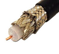 Rg-59 Co-Axial Drop Cables