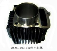 Motorcycle Cylinder Block
