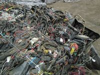 Auto Harness Cable Wire Scraps