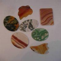 Agate Pendant-Designer Gemstone Pendant