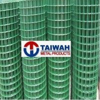 Welded Mesh Wire And Fence