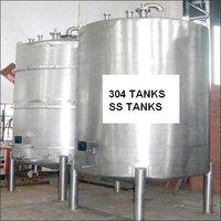 304 Tanks