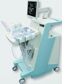 Full Digital Color Doppler Ultrasound Diagnostic System