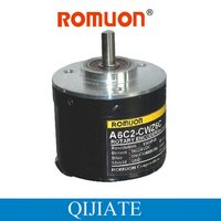 50mm Outer Diameter Optical Incremental Rotary Encoder