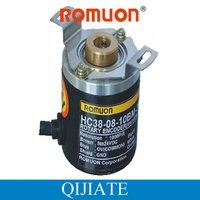 38.00mm Hollow Shaft Incremental Rotary Encoder