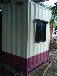 Fabricated Porta Cabins