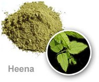 Natural Henna Powder For Hair Decoration