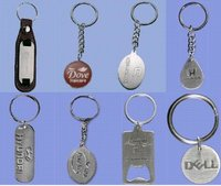 Stainless Steel Key Chains