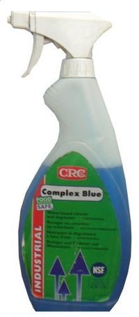 Complex Blue