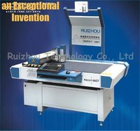 Automatic Leather Cutting Table