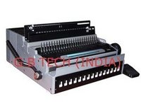 Electric Comb And Wiro Binder Machine