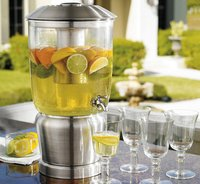 Beverage Dispensers Crystal-L8x1