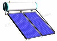 Flat-Plate Hot Water Solar Heaters