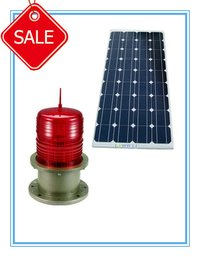 LED Solar Aviation Obstruction Warning Light (TGZ-96)