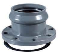 Pvc 400mm Socket Flange