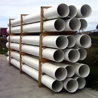 500mm/560mm PVC Pipe For Potable Water Supply