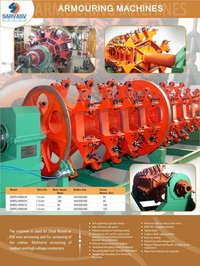 Armouring Machinery