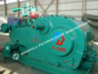 Triplex Single Acting Piston Mud Pump RLF-1000