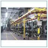 Paint Shop Conveyors