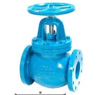 Cast Iron Or Ductile Iron Globe Valve