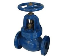 Cast Iron Or Ductile Iron Globe Valve Bolted Bonnet