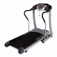 Treadmill With Lcd Display