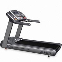 Gym Fitness Equipment With 1 To 20kph Speed And 5.8hp Maximum Power