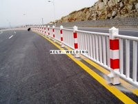 Steel Road Guard Railings