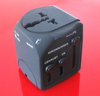 All-In-One Universal Travel Plugs Adaptor/Travel Adapter