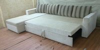 Retro Lounger Sofa Cum Bed