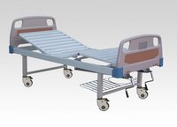 A-51 Movable Double Shakes Bed with ABS Bed Head