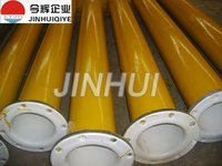 Plastic Lined Pipe For Chemical Water And Seawater Treatment