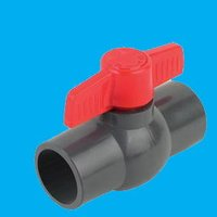Plastic PVC Ball Valves