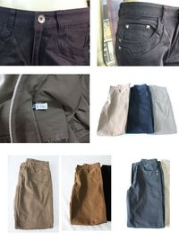 Cotton Pants For M/W
