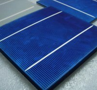 156mm Monocrystalline Solar Cell