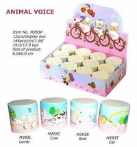Animal Voice Game