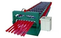 Metal Wall Tile Roll Forming Machine