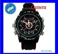 Hot Waterproof Spy Watch Camera 1280*960, 30fps