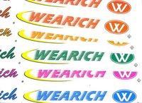 Decal Water Slide Transfer Printing Paper Metal Crafts Surface Logo