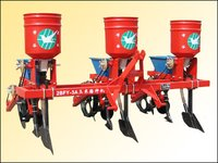 Corn Fertilizer Seeder