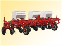 High Effective Cultivator-Fertilizer Machine