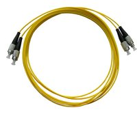FC/UPC-FC/UPC Sm Duplex Fiber Optic Patch Cords