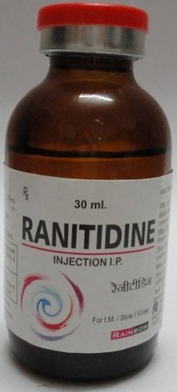 Ranitidine Injection IP 30ml
