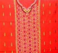 Hand Embroidered (Kantha Work) Ladies Kurti