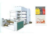 Non Woven Fabric Flexo Printing Machine