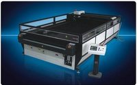 Garment High Speed Laser Cutting Machine