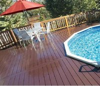 Wood Plastic Outdoor Decking