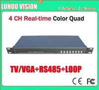 4CH Color Quad Processor